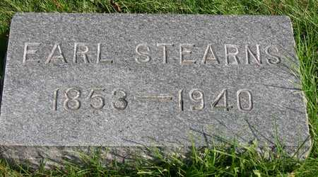 STEARNS, EARL - Linn County, Iowa | EARL STEARNS