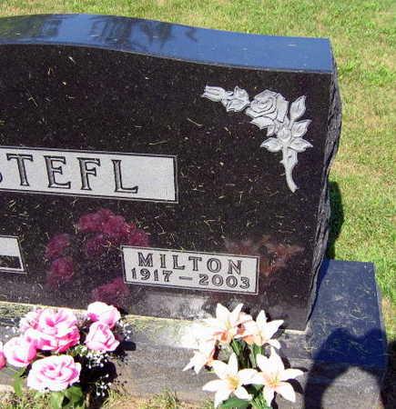 STEFL, MILTON - Linn County, Iowa | MILTON STEFL
