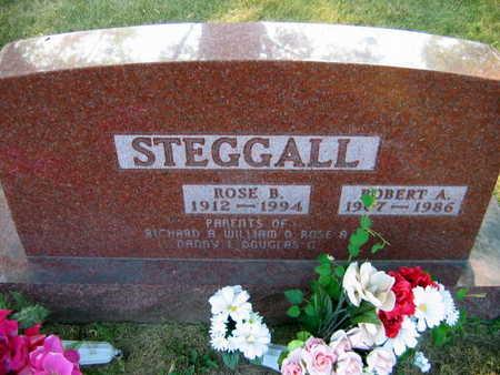STEGGALL, ROBERT A. - Linn County, Iowa | ROBERT A. STEGGALL