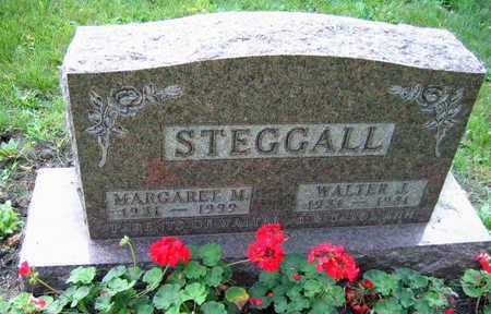 STEGGALL, WALTER J. - Linn County, Iowa | WALTER J. STEGGALL