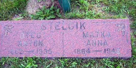 STELCIK, ANNA - Linn County, Iowa | ANNA STELCIK