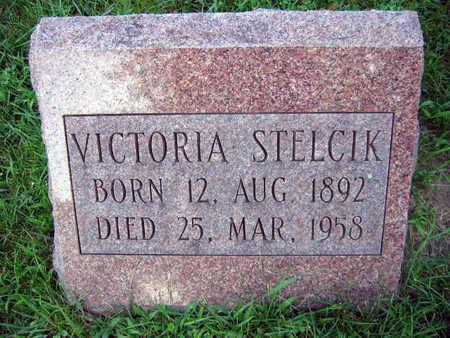 STELCIK, VICTORIA - Linn County, Iowa | VICTORIA STELCIK