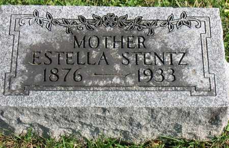 STENTZ, ESTELLA - Linn County, Iowa | ESTELLA STENTZ