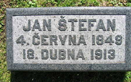 STEFAN, JAN - Linn County, Iowa | JAN STEFAN