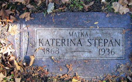 STEPAN, KATERINA - Linn County, Iowa | KATERINA STEPAN