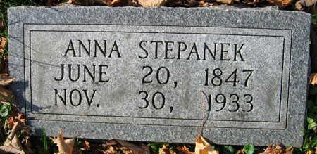 STEPANEK, ANNA - Linn County, Iowa | ANNA STEPANEK