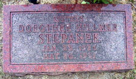 STEPANEK, DOROTHEE - Linn County, Iowa | DOROTHEE STEPANEK