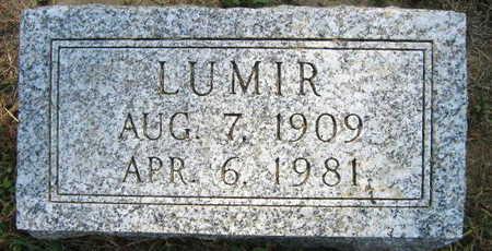 STEPANEK, LUMIR - Linn County, Iowa | LUMIR STEPANEK
