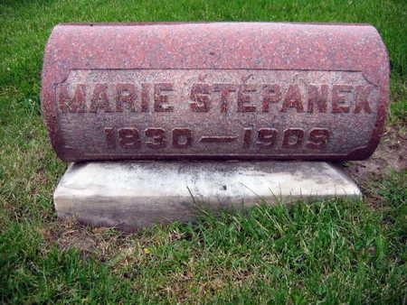 STEPANEK, MARIE - Linn County, Iowa | MARIE STEPANEK
