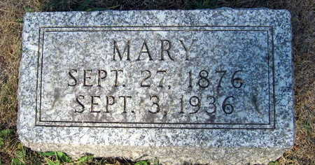 STEPANEK, MARY - Linn County, Iowa   MARY STEPANEK