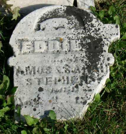 STEPHENS, EDDIE - Linn County, Iowa | EDDIE STEPHENS