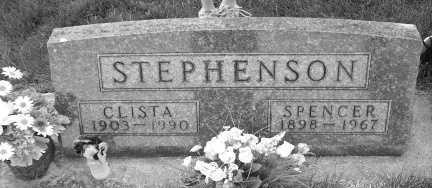 STEPHENSON, CLISTA - Linn County, Iowa | CLISTA STEPHENSON