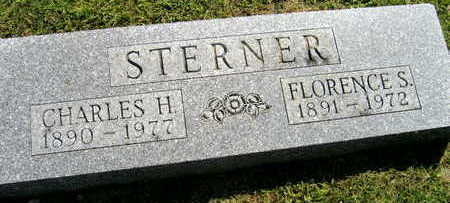 STERNER, FLORENCE S. - Linn County, Iowa | FLORENCE S. STERNER