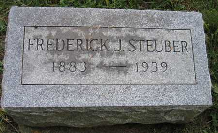 STEUBER, FREDERICK J. - Linn County, Iowa | FREDERICK J. STEUBER