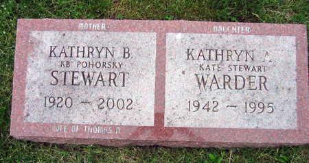 STEWART, KATHRYN B. - Linn County, Iowa | KATHRYN B. STEWART
