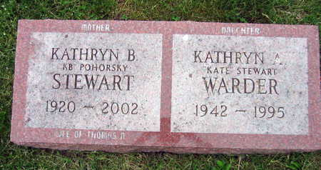 POHORSKY STEWART, KATHRYN B. - Linn County, Iowa | KATHRYN B. POHORSKY STEWART