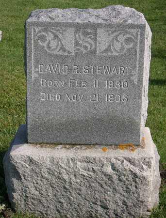 STEWART, DAVID R. - Linn County, Iowa | DAVID R. STEWART