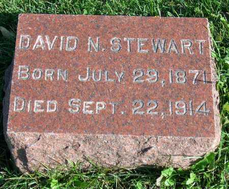STEWART, DAVID N. - Linn County, Iowa   DAVID N. STEWART