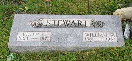 STEWART, EDITH C. - Linn County, Iowa | EDITH C. STEWART