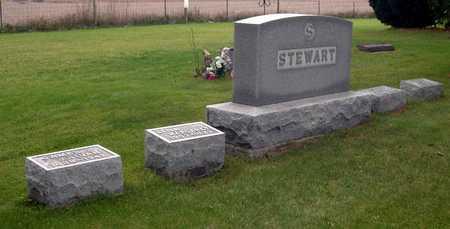 STEWART, FAMILY STONE - Linn County, Iowa | FAMILY STONE STEWART