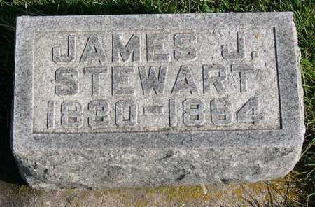 STEWART, JAMES J. - Linn County, Iowa | JAMES J. STEWART