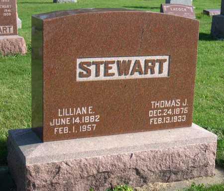 STEWART, THOMAS J. - Linn County, Iowa | THOMAS J. STEWART