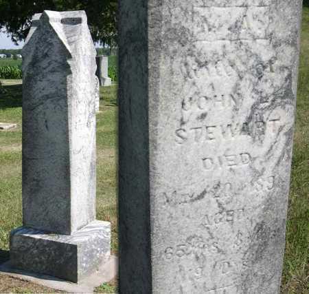 STEWART, M. A. - Linn County, Iowa | M. A. STEWART