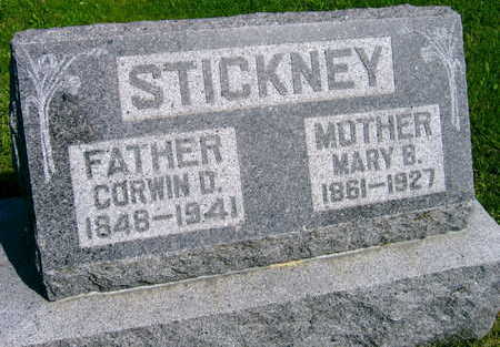 STICKNEY, CORWIN D. - Linn County, Iowa | CORWIN D. STICKNEY