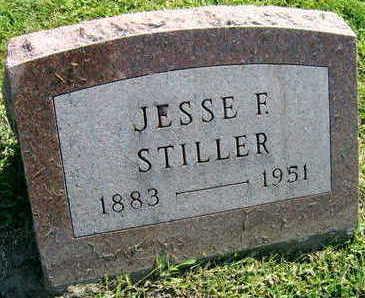STILLER, JESSE F. - Linn County, Iowa | JESSE F. STILLER