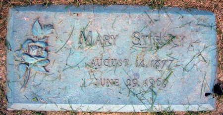 STIRSKY, MARY - Linn County, Iowa | MARY STIRSKY