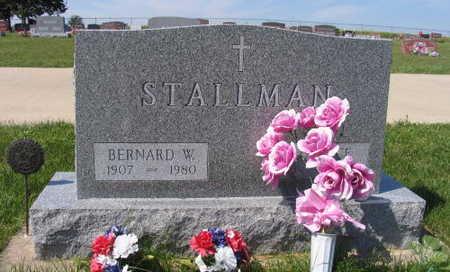 STALLMAN, FLORENCE - Linn County, Iowa | FLORENCE STALLMAN