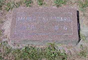 STODDARD, MABEL CLARE - Linn County, Iowa   MABEL CLARE STODDARD