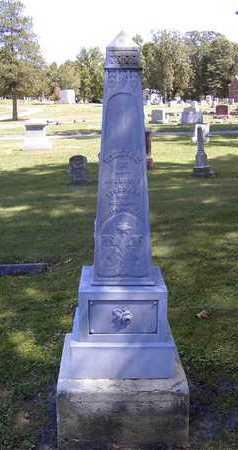 STODDARD, WILLIAM W - Linn County, Iowa | WILLIAM W STODDARD
