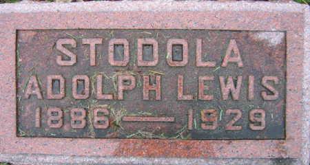 STODOLA, ADOLPH LEWIS - Linn County, Iowa | ADOLPH LEWIS STODOLA