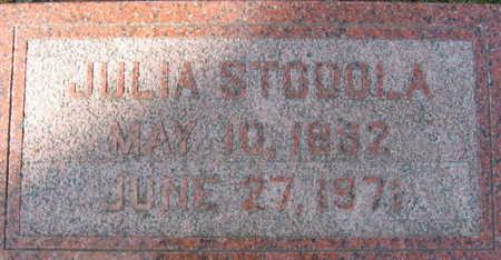 STODOLA, JULIA - Linn County, Iowa | JULIA STODOLA