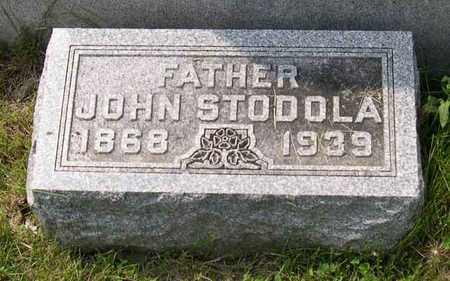 STODOLA, JOHN - Linn County, Iowa | JOHN STODOLA