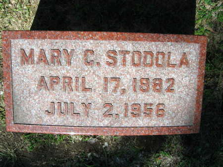 STODOLA, MARY C. - Linn County, Iowa | MARY C. STODOLA