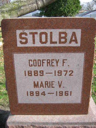 STOLBA, GODFREY F. - Linn County, Iowa | GODFREY F. STOLBA