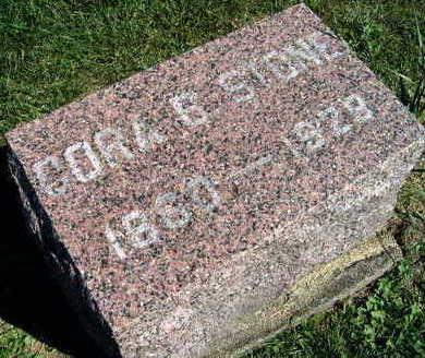 STONE, CORA B. - Linn County, Iowa | CORA B. STONE