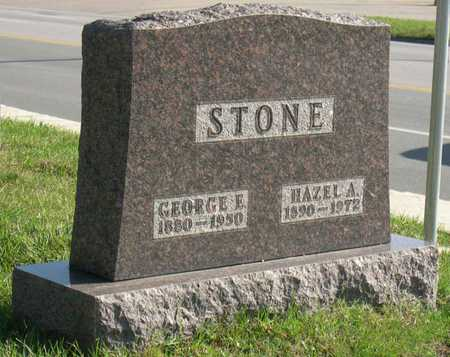 STONE, GEORGE E. - Linn County, Iowa | GEORGE E. STONE