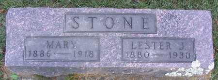 STONE, LESTER J. - Linn County, Iowa | LESTER J. STONE
