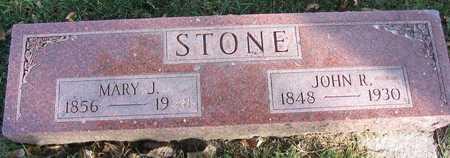 STONE, JOHN R. - Linn County, Iowa | JOHN R. STONE