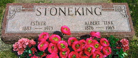 STONEKING, ESTHER - Linn County, Iowa | ESTHER STONEKING