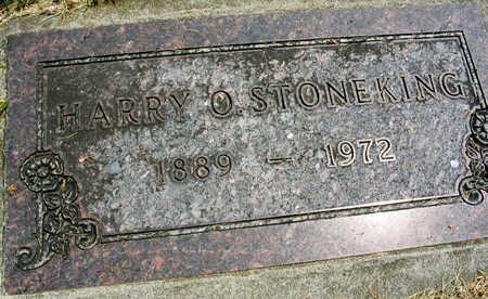 STONEKING, HARRY O. - Linn County, Iowa   HARRY O. STONEKING