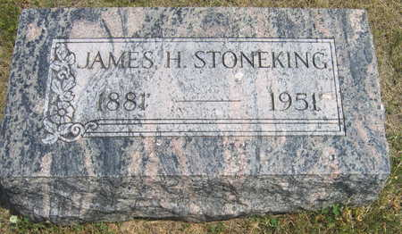 STONEKING, JAMES H. - Linn County, Iowa   JAMES H. STONEKING
