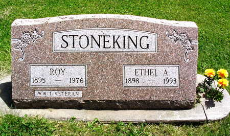 STONEKING, ETHEL A. - Linn County, Iowa | ETHEL A. STONEKING