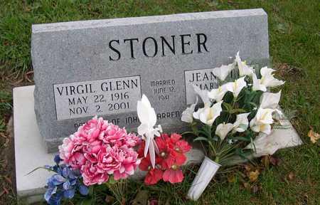 STONER, VIRGIL GLENN - Linn County, Iowa | VIRGIL GLENN STONER