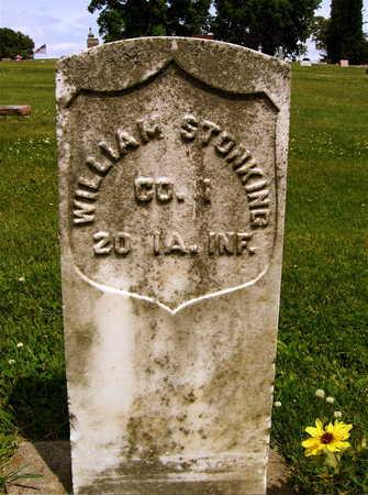 STONKING, WILLIAM - Linn County, Iowa | WILLIAM STONKING