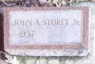 STOREY, JOHN A. JR. - Linn County, Iowa | JOHN A. JR. STOREY