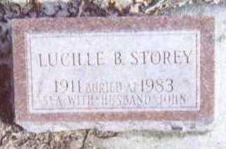 STOREY, LUCILLE B. - Linn County, Iowa | LUCILLE B. STOREY